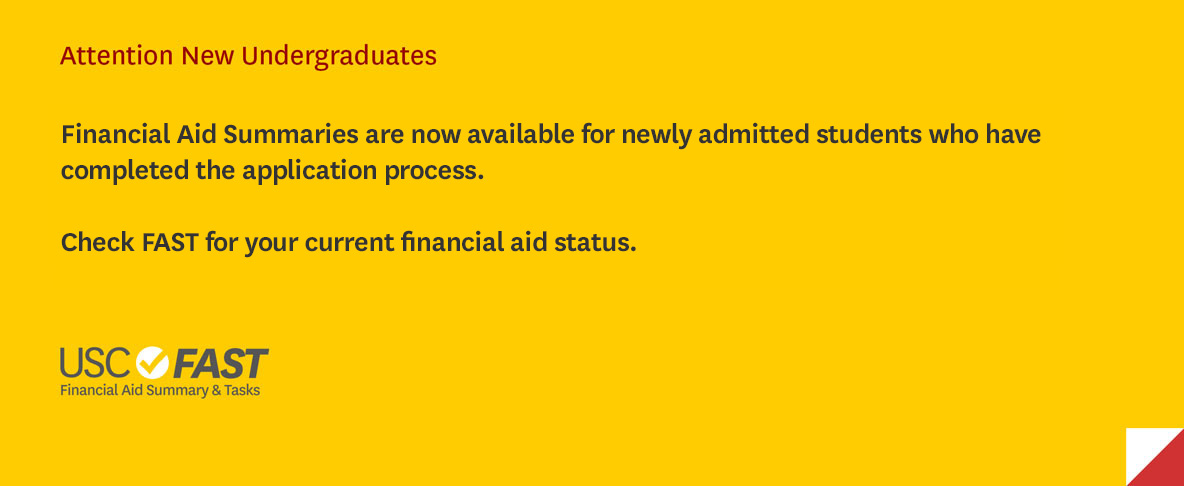 Who Receives Financial Aid?